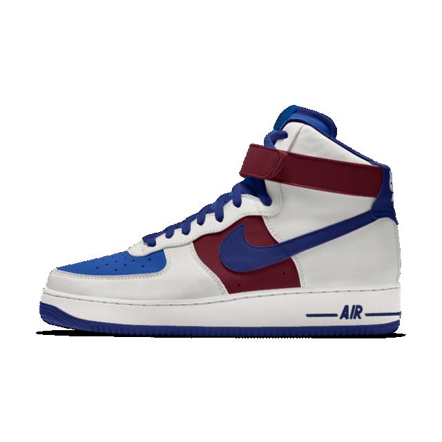 Nike Air Force 1 High By You Custom Women's Shoe   Nike air ...