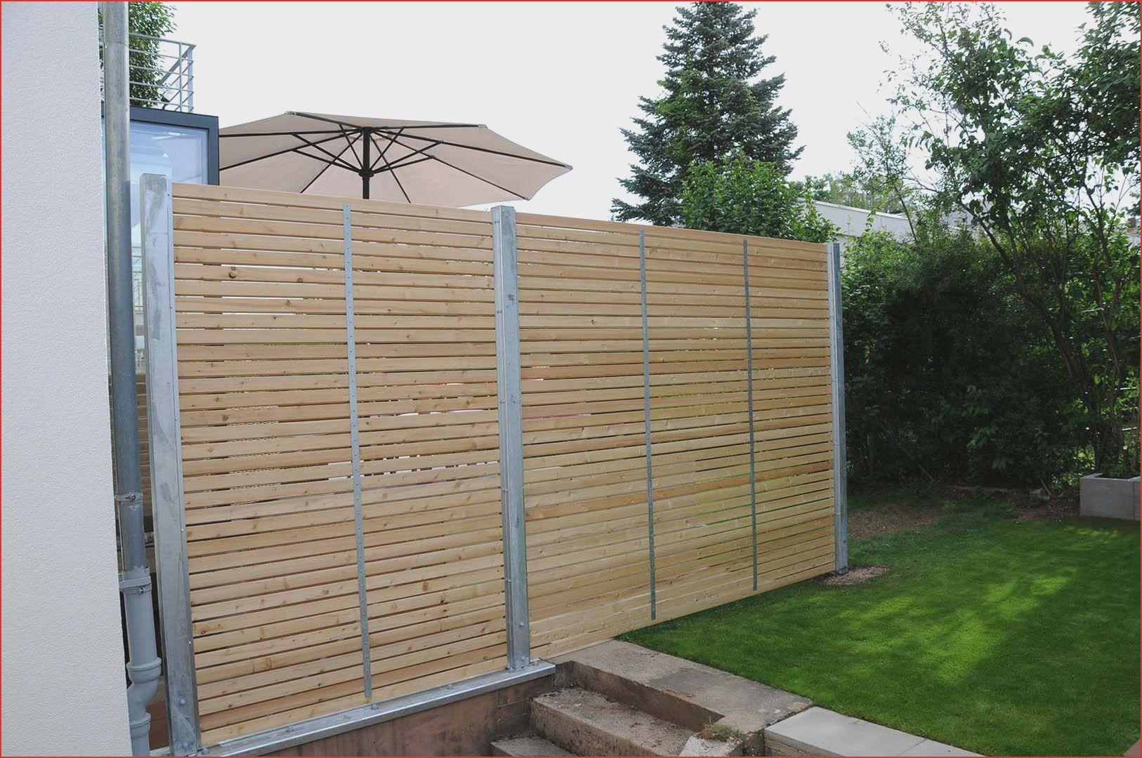 Garten Planen 27 Tolle Sichtschutzzaun Holz Weiss O15p