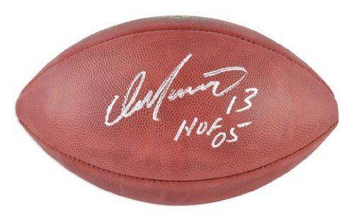 cf689b671b2 Dan Marino Autographed Football - Duke, HOF 05 Inscription - Mounted  Memories Certified - Autographed