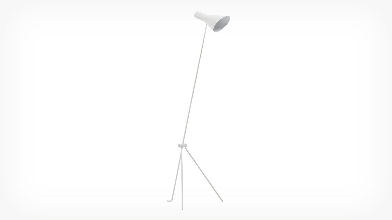 Pewter Floor Lamp Eq3 Modern Furniture