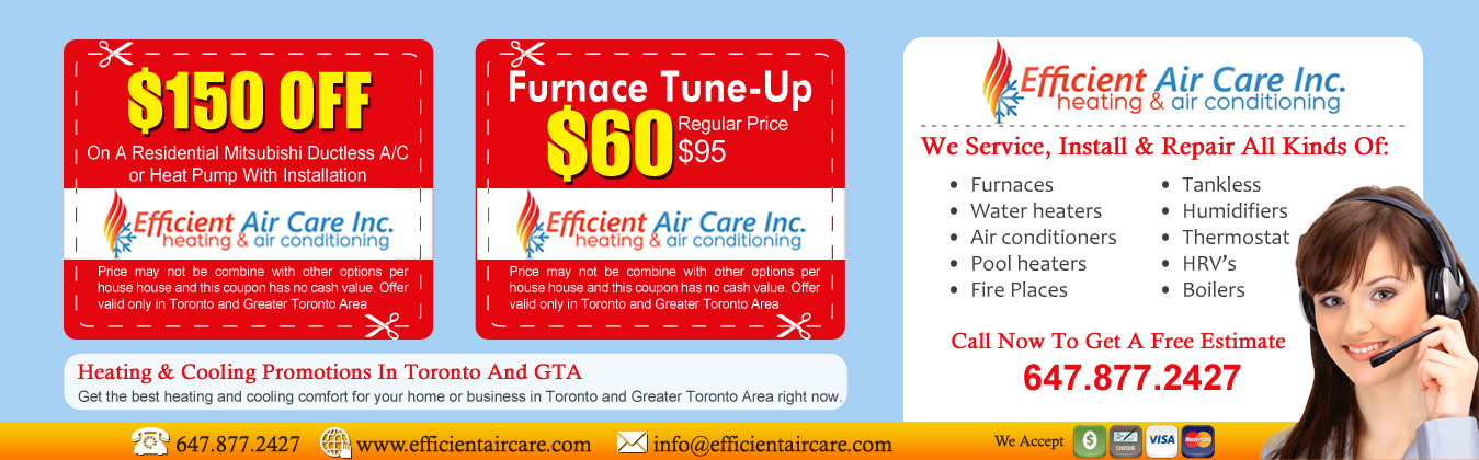We Can Service And Repair All Makes Or Models Of Furnace And Air