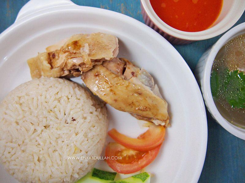 Resepi Nasi Ayam Hainan Makanan Resep Ayam