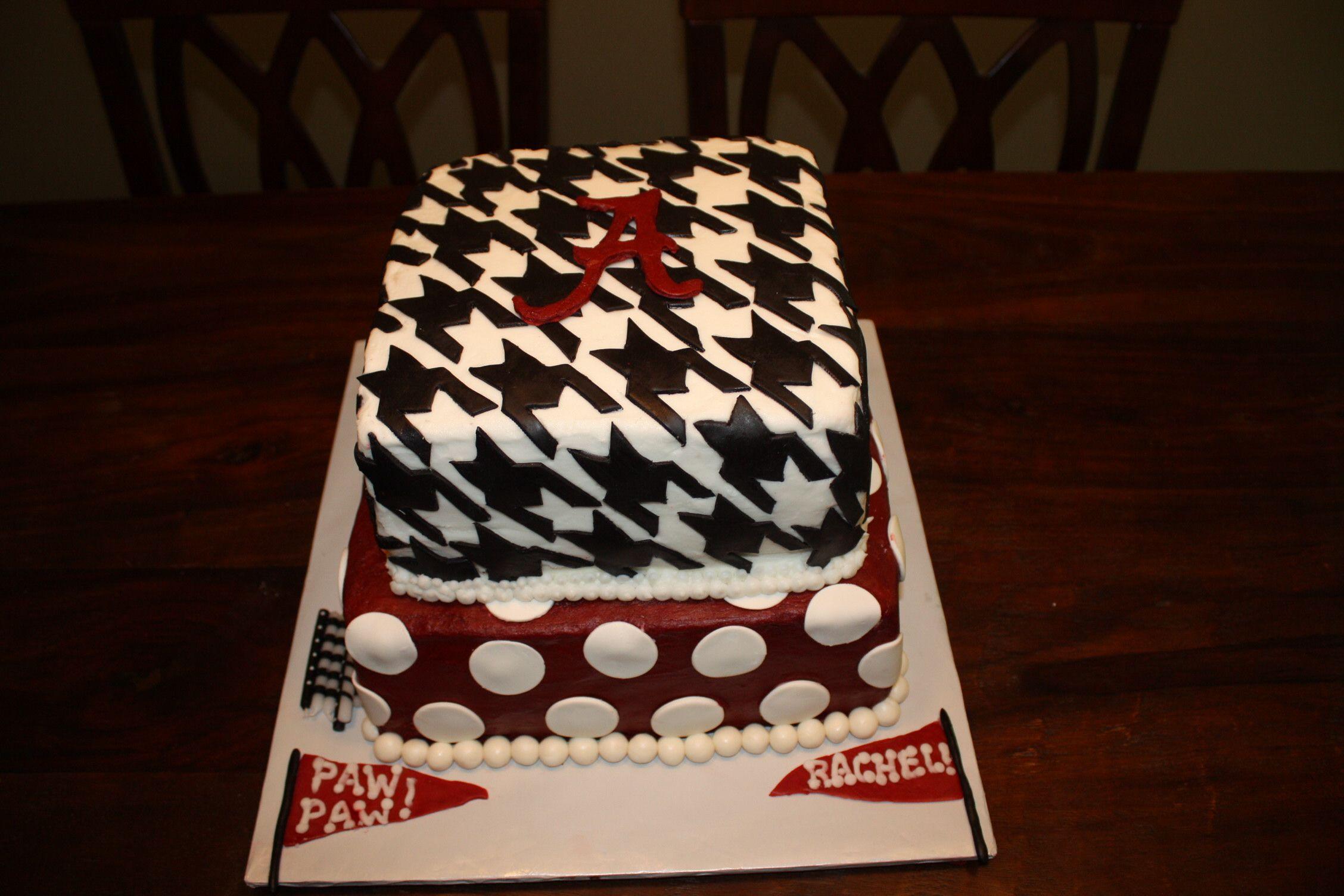 Alabama Football Cake Hudsons 1st Birthday Cake Hudson