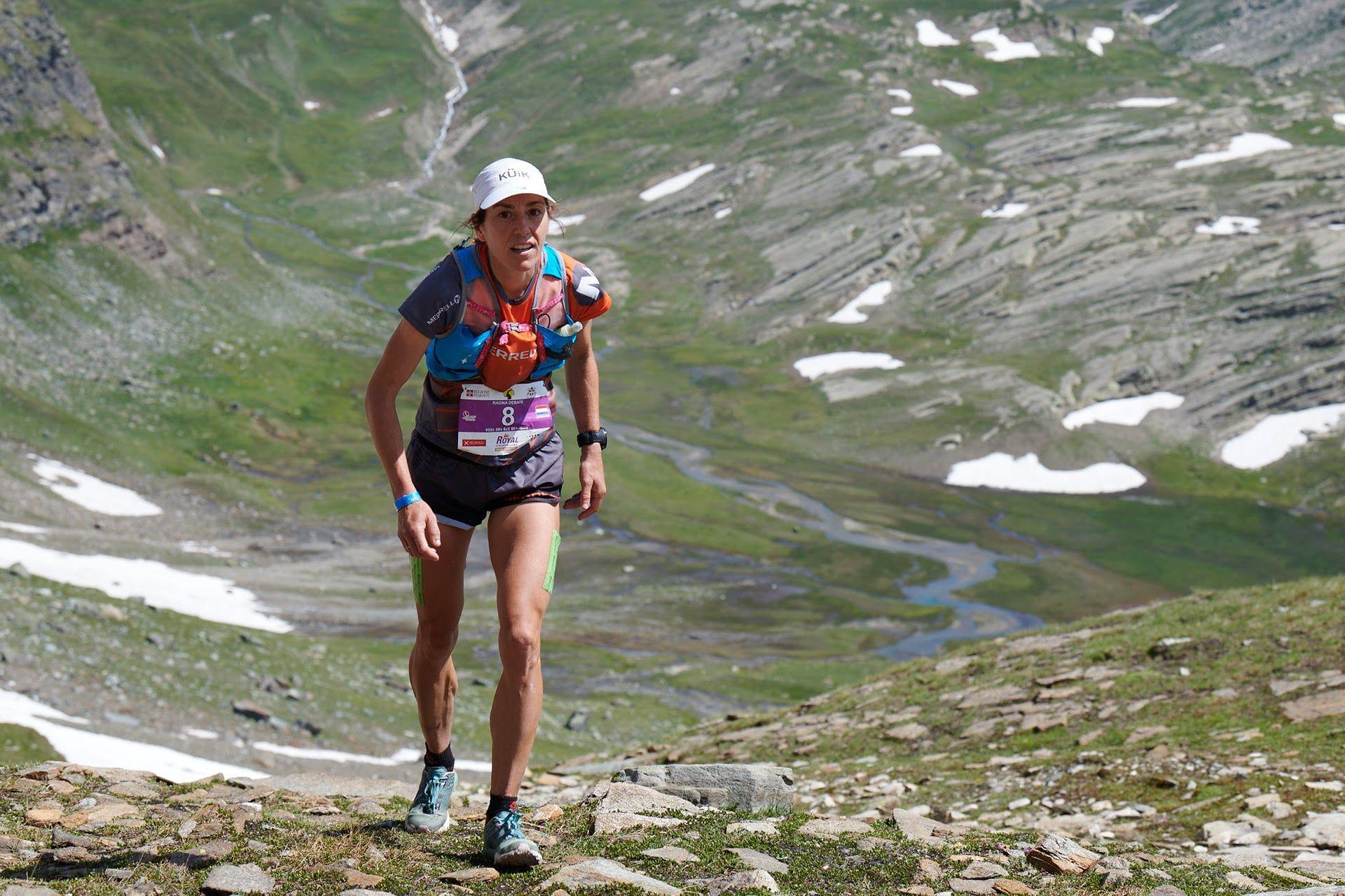 Pin En Trail Montaña