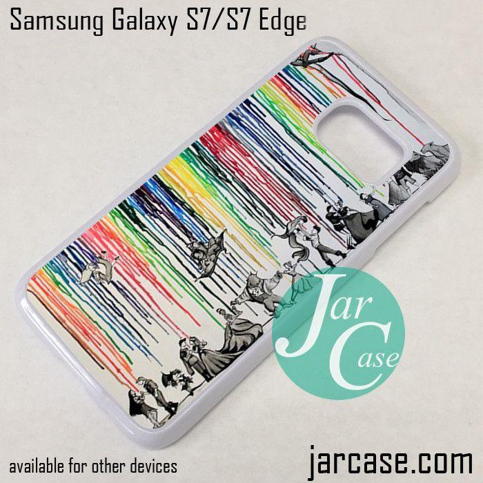 buy online 5b7b5 8f2b5 Disney Character Phone Case for Samsung Galaxy S7 & S7 Edge   school ...