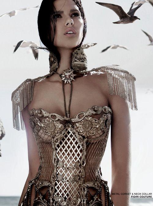 she-loves-fashion: Kara Del Toro by Pavel Denisenko ...