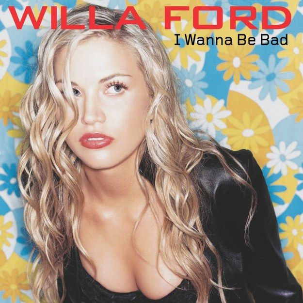 Do You Remember These Obscure 00s Pop Stars Willa Ford Pop Star One Hit Wonder