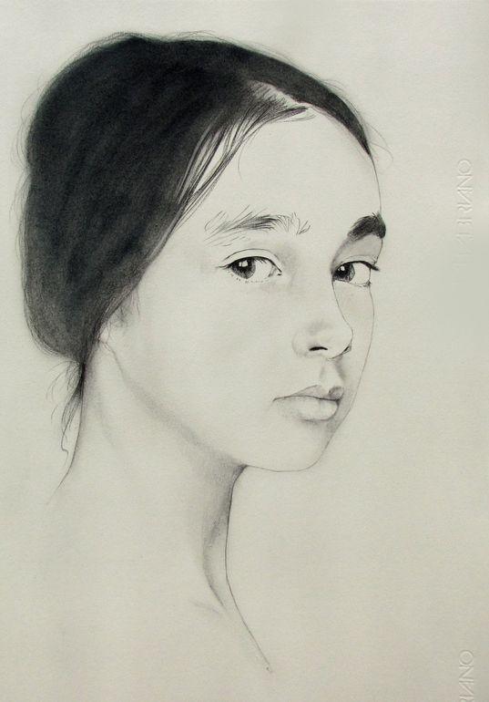 "Saatchi Online Artist: Franco Fusari; Pastel 2013 Drawing ""G587"""