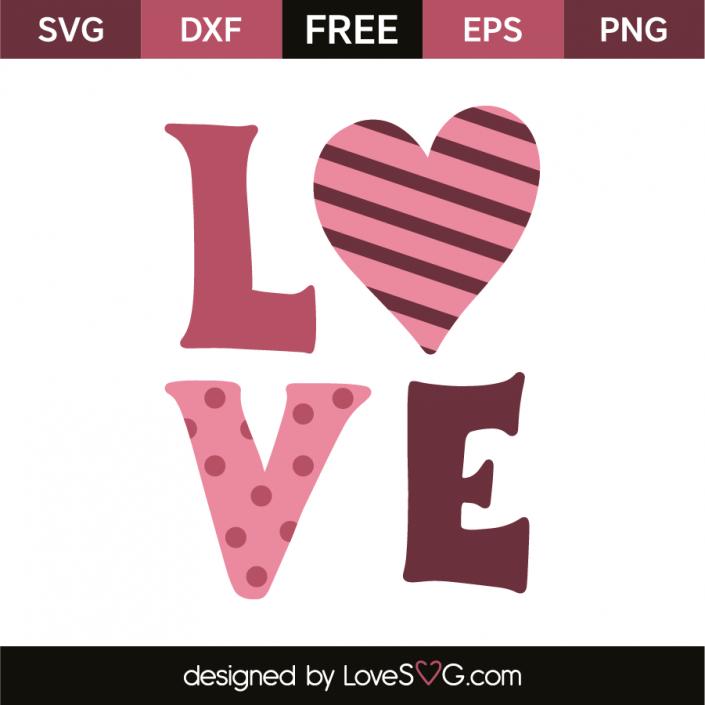 Download Love | Lovesvg.com | Free stencils, Cricut crafts ...