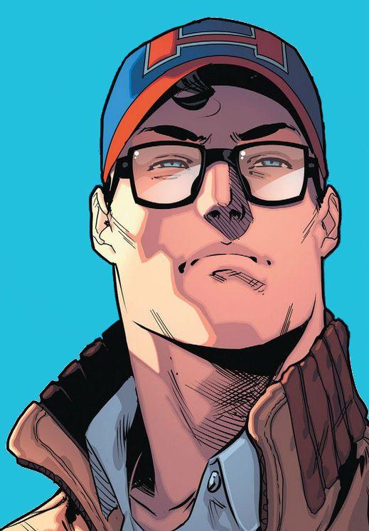 Clark Smith (A.K.A Superman) by Jorge Jimenez