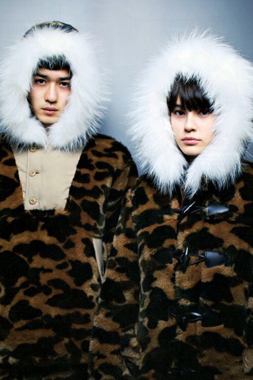 Leopard Fur Jackets