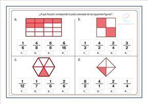 Fracciones Suma Resta Multiplicacion Y Division De Fracciones Fracciones Resta De Fracciones Fracciones Para Primaria