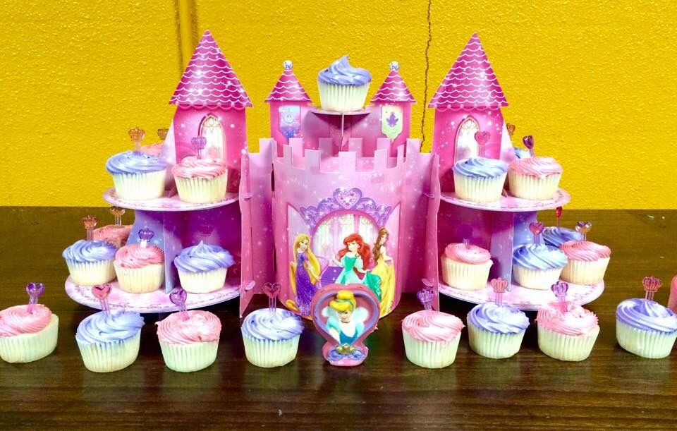 """For my daughter Tegan's 4th Birthday we finally hit the Princess phase most little girls go through. This was going to be her first """"friend"""" party and I wanted to do something fun…"""