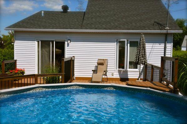Patio Plus Pool Deck Pool Pool Deck Outdoor Composite Decking