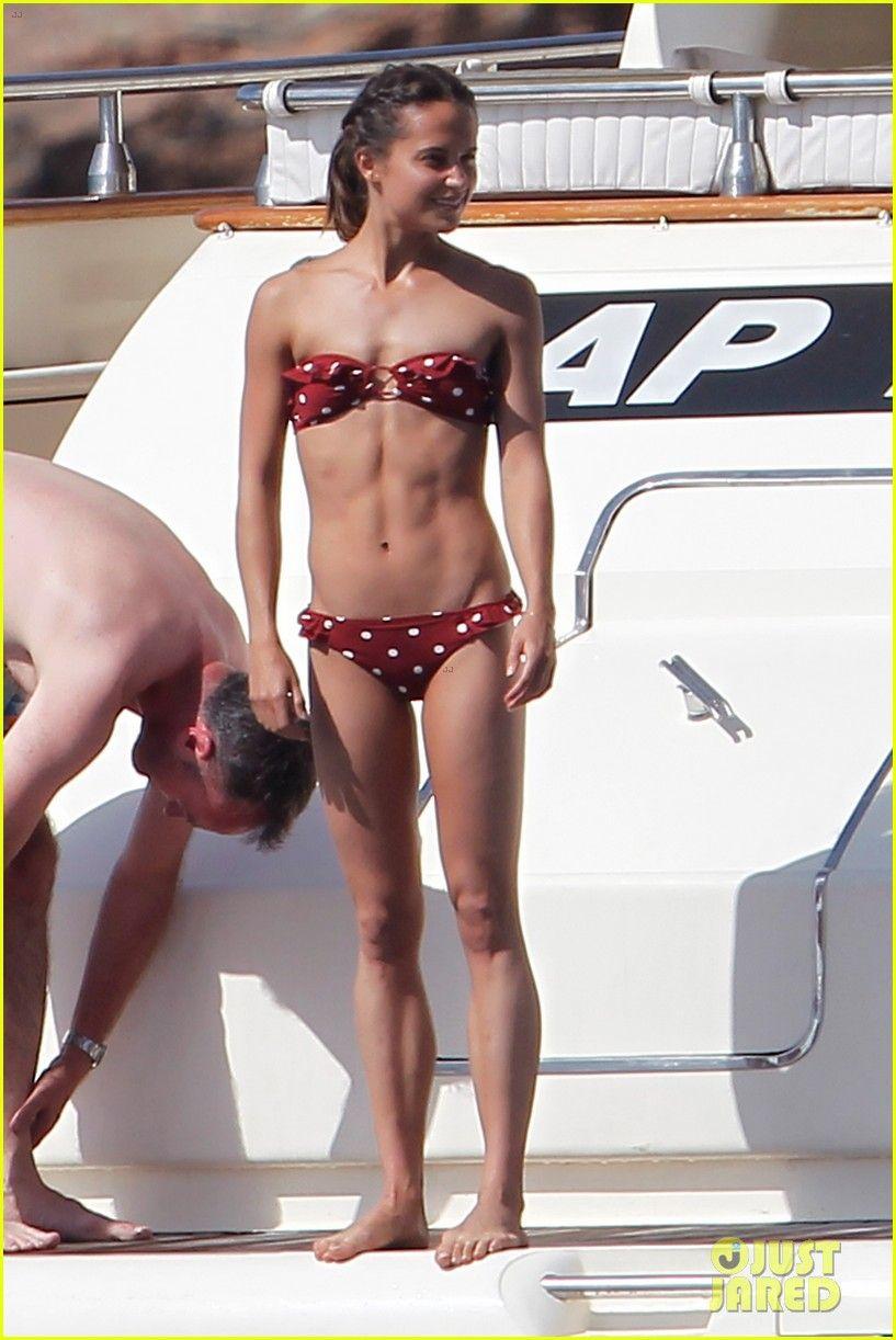 Hot Alicia Vikander nude photos 2019