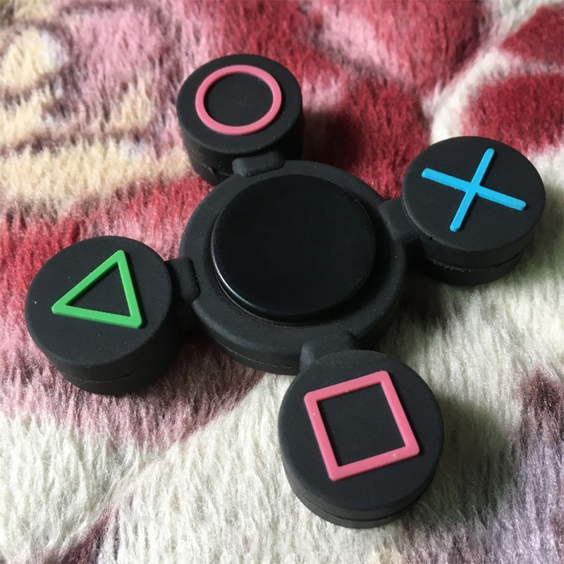 5 Colors 3 Corners Decompression Fidget Spinner Aluminium Alloy Relieve Anxiety Toy Fidgets Spinners 04