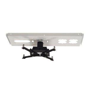 Projector Mount Kit By Chief 223 99 Details This Projector Ceiling Mount Kit Includes A Universal Projector Ceiling Mount Projector Mount Projector Wall