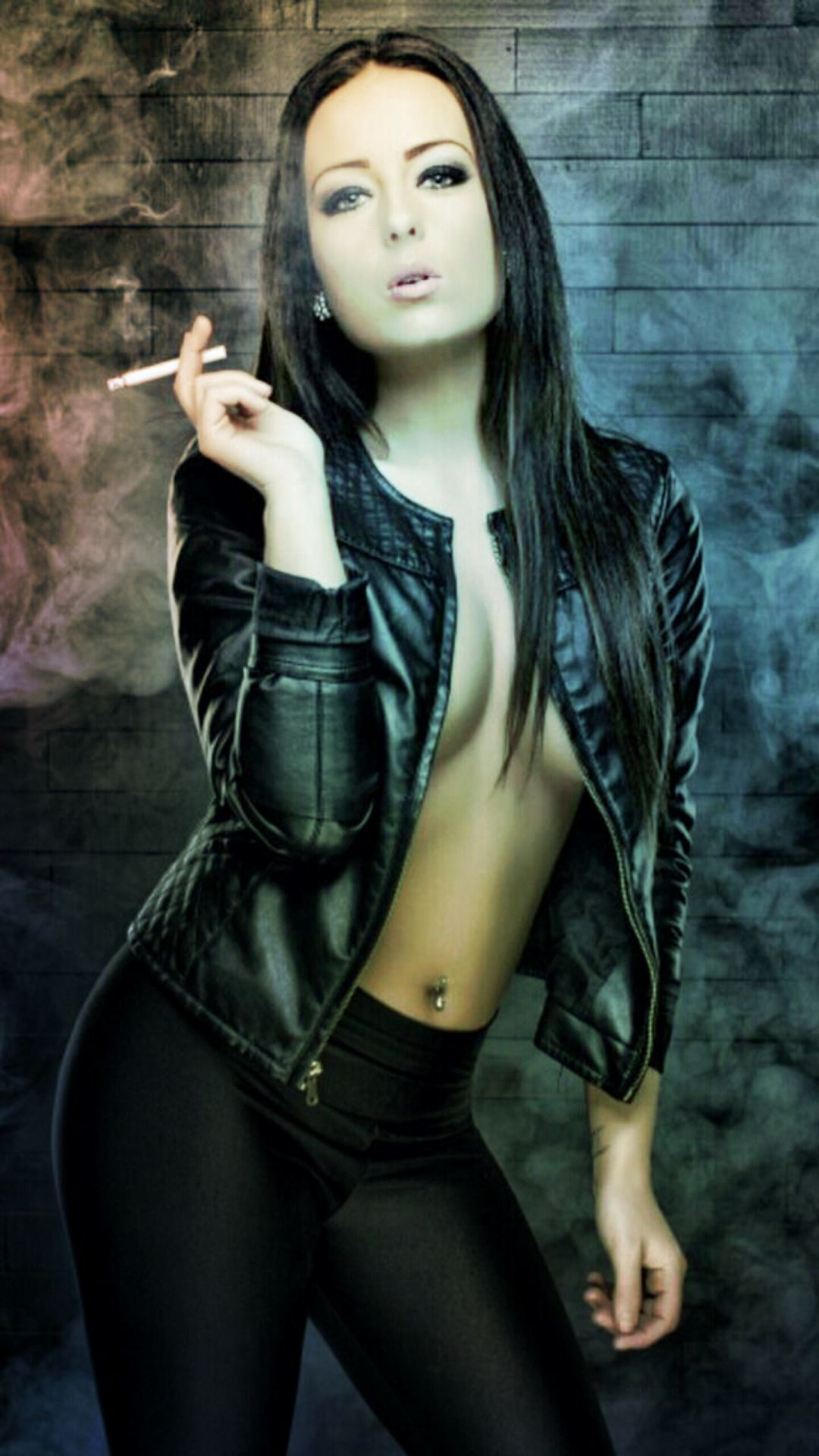 Smoking obsession fetish curious question