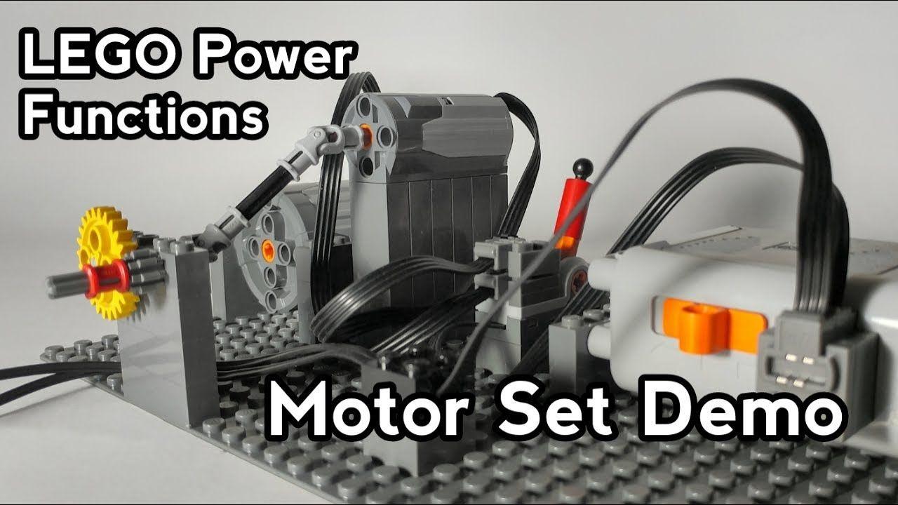 Lego Technic Motor Set