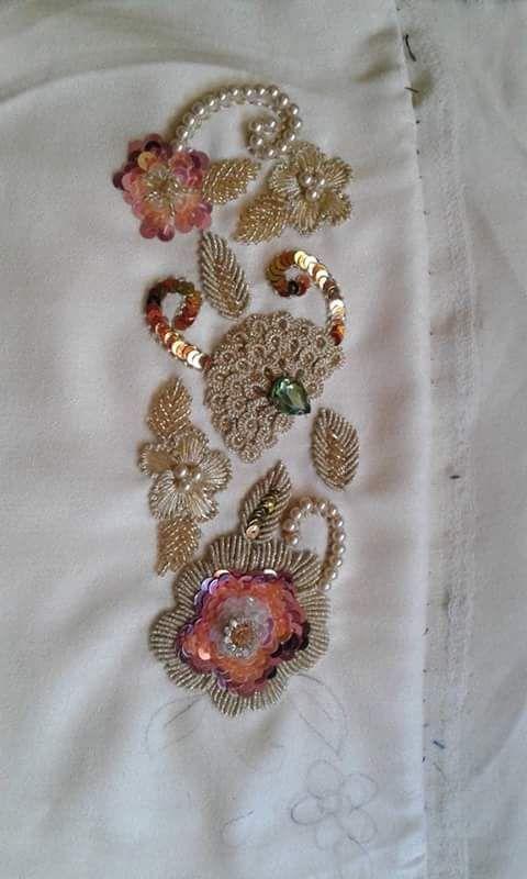Pin von pooja gupta auf embroidery | Pinterest | Stickerei ...