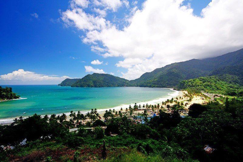 Maracas Beach..Trinidad .
