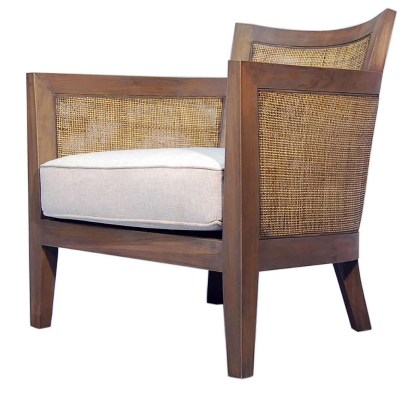 jeffan mumba fabric lounge chair very similar to the crate and barrel blake chair