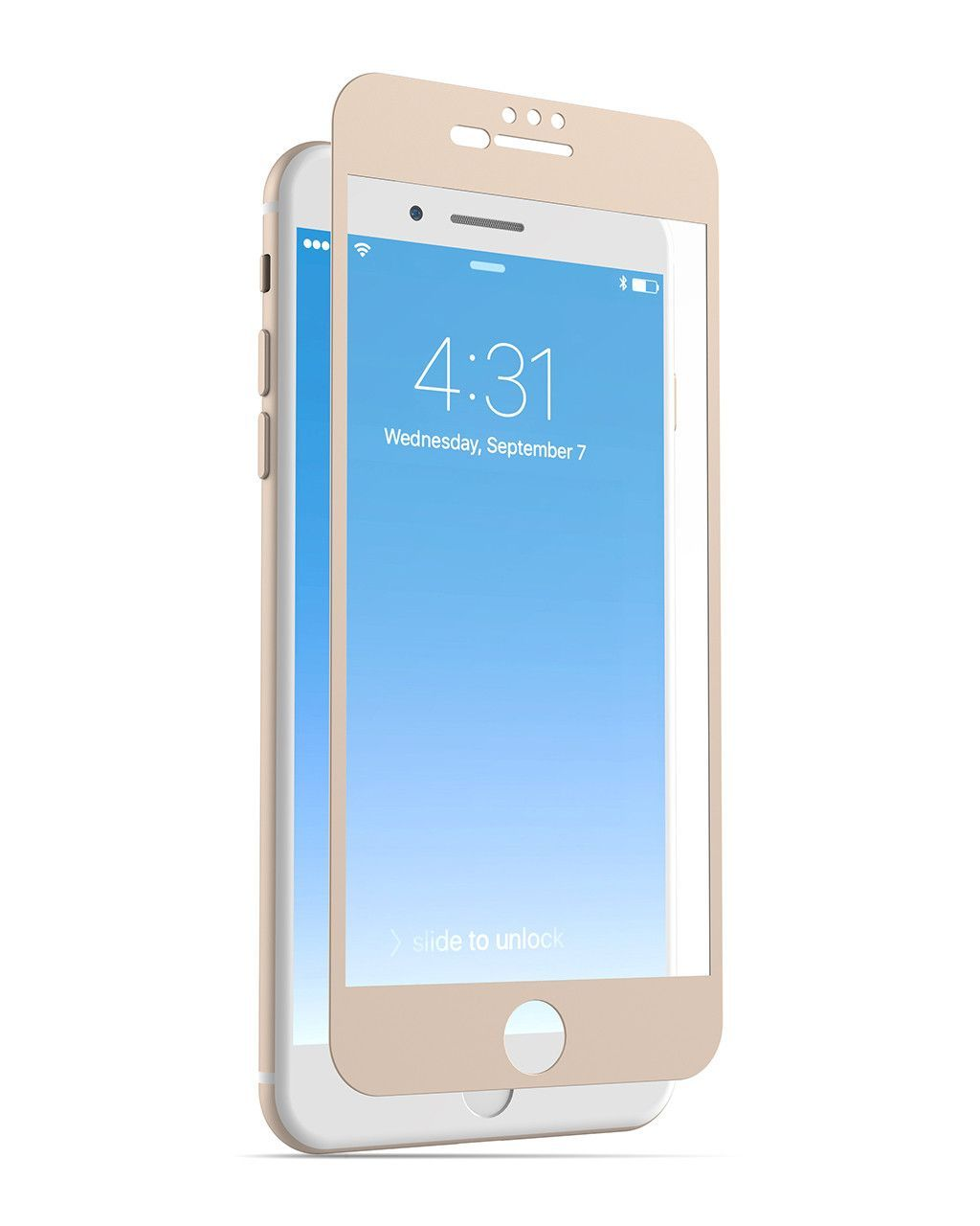 Zagg Invisibleshield Glass Luxe Screen Protector For Iphone 6 Plus