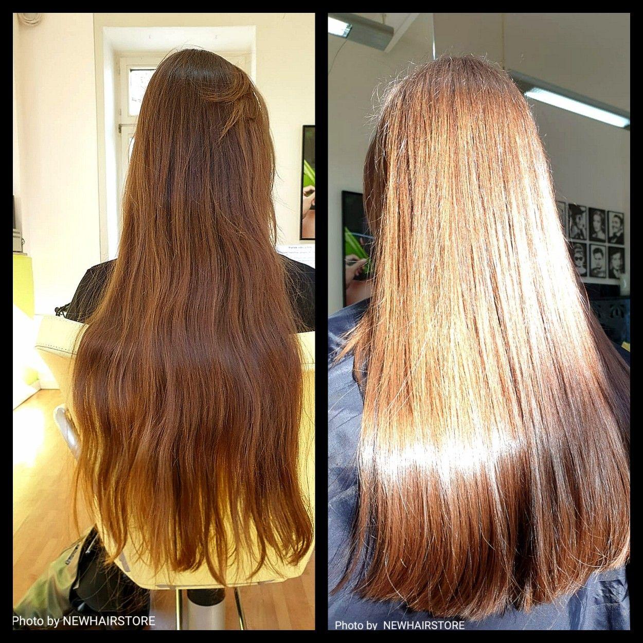 graue haare spröde
