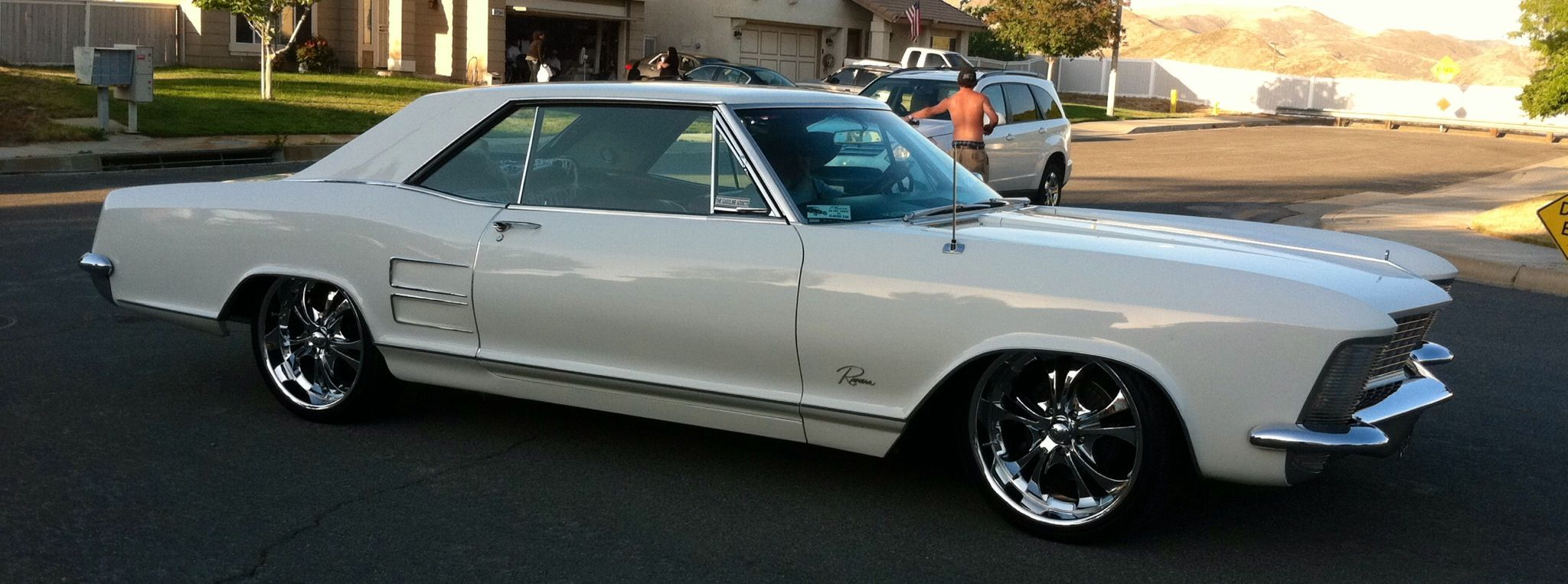 64 Riviera Buick riviera, Riviera, Buick