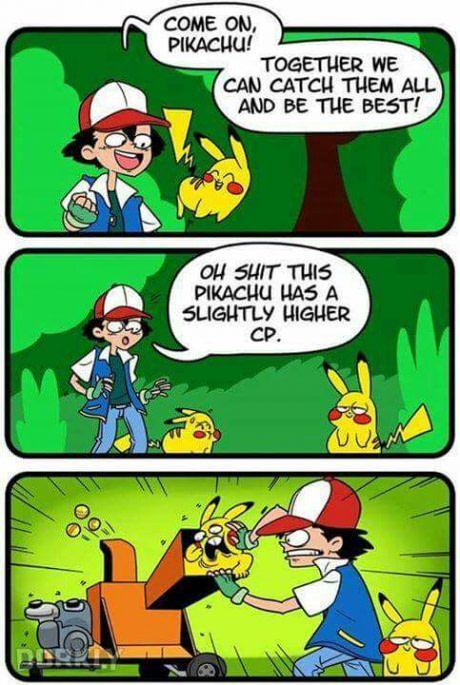 I Laugh More Than I Should Pokemon Funny Pokemon Memes Pikachu Funny