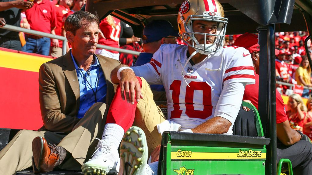 Without star QB, 49ERS primetime network nightmare