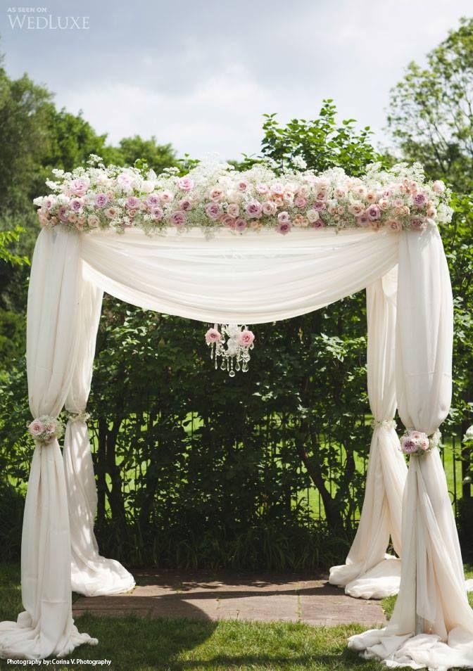 Samantha Mccall On Wedding Arches