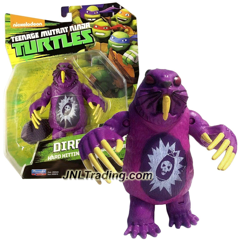 Teenage Mutant Ninja Turtles DARK BEAVER FIGURE TMNT DREAM DIRE