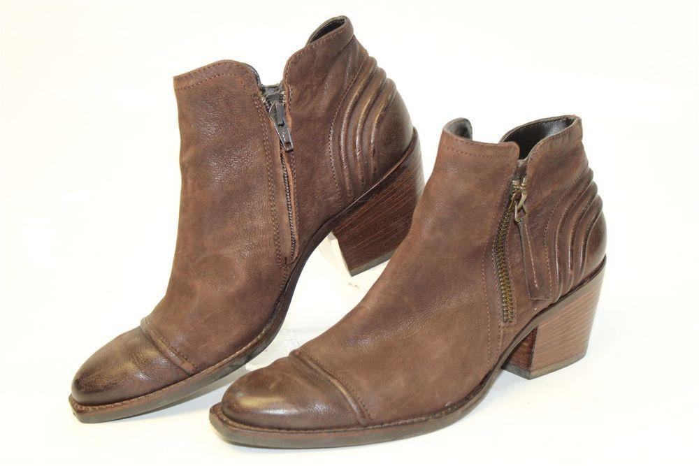 Einkaufen großer Rabatt autorisierte Website Paul Green Womens UK 4.5 US 7 Short Dark Brown Leather ...