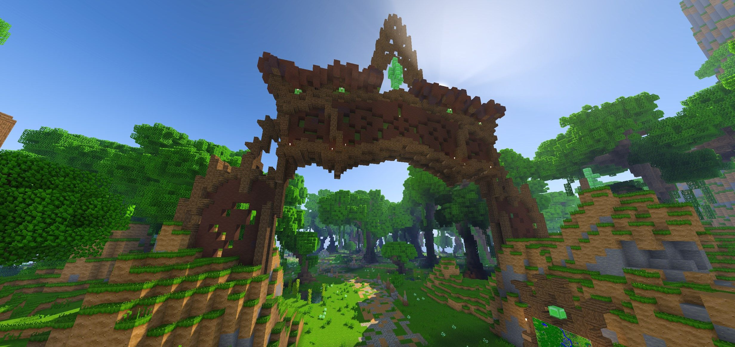 A Minecraft Mmorpg I Ve Been Working On Fulltime For 4 Years Minecraft Minecraft Projects Mmorpg