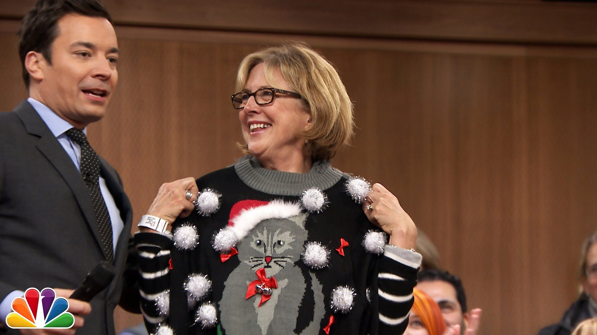 12 Days of Christmas Sweaters: Day 3 | The Show | Pinterest | Jimmy ...