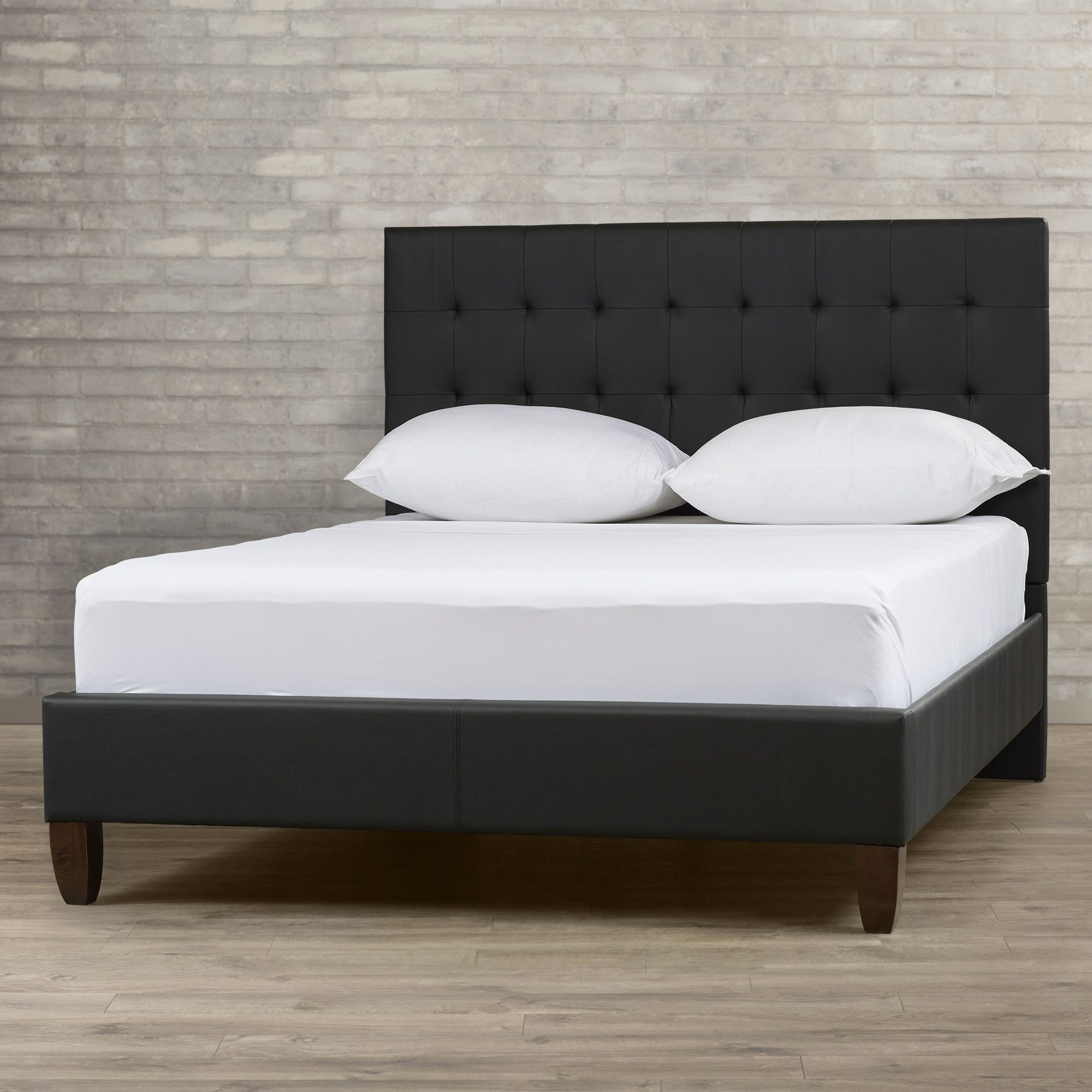 Cortez Upholstered Platform Bed Upholstered platform bed