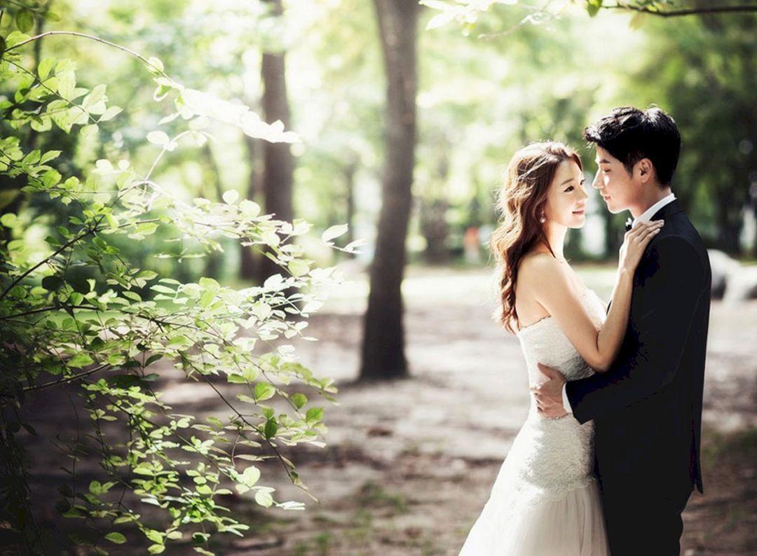 best korean concept wedding photography inspirations korean
