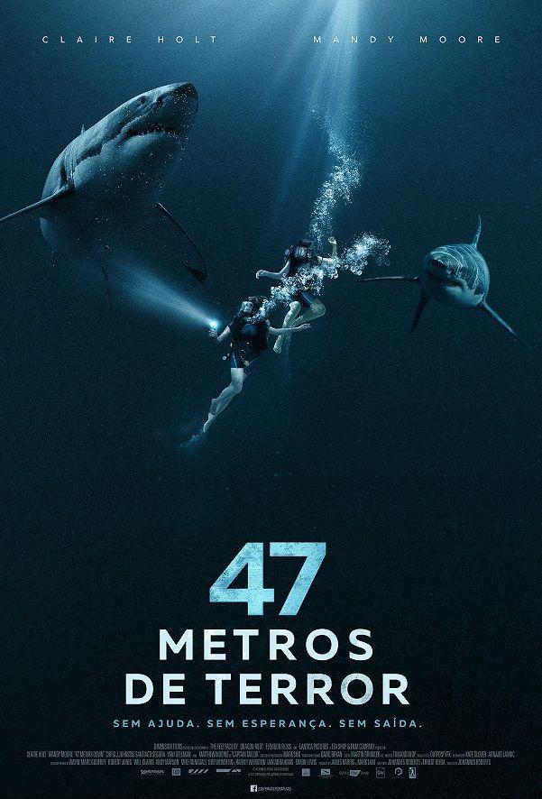 47 Meters Down 47 Metros Para Baixo 2017 Filmes Gratuitos Ver Filmes Online Ver Filme