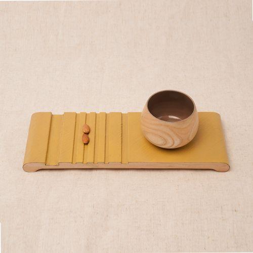 Korea lacquer makgeolli cup SET