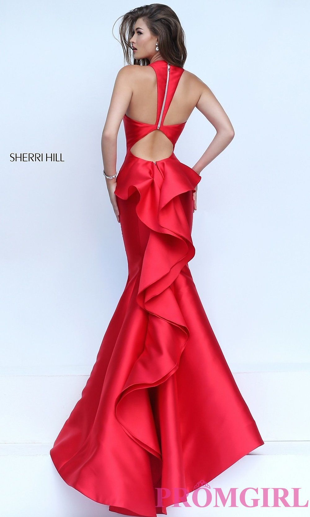 This fascinating sherri hill dress will not be duplicated at your