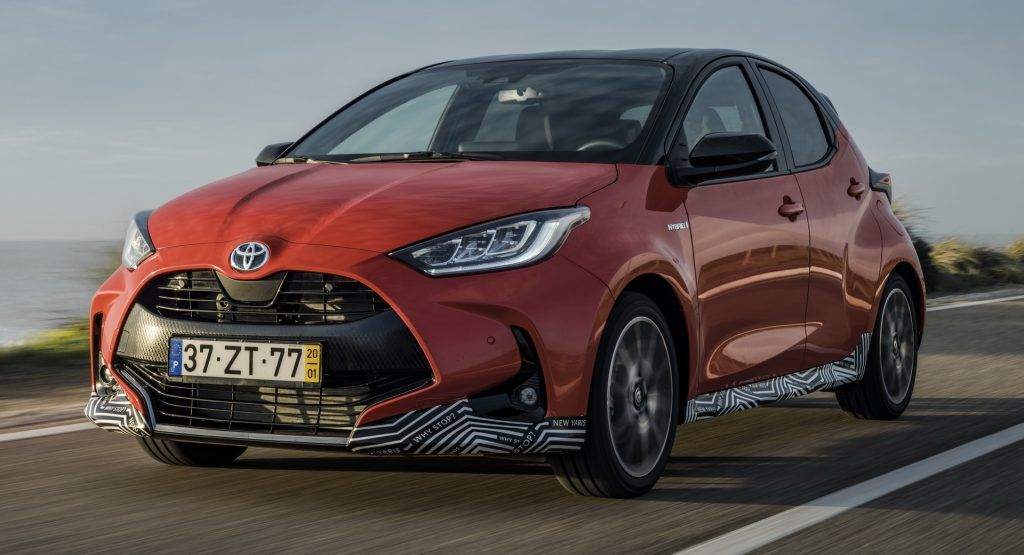 Euro Market 2020 Toyota Yaris Shows More Of Its Hybrid Self In New Gallery Toyota Is About To Launch The All New Yaris In Europe In 2020 Yaris Toyota Hatchback Cars
