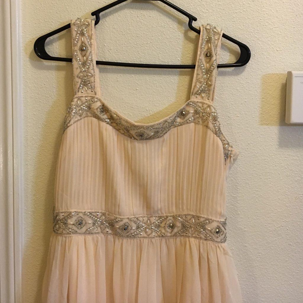 New forever long dress