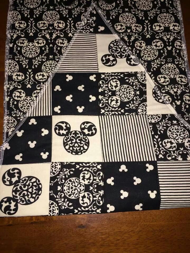 Mickey Mouse Table Runner