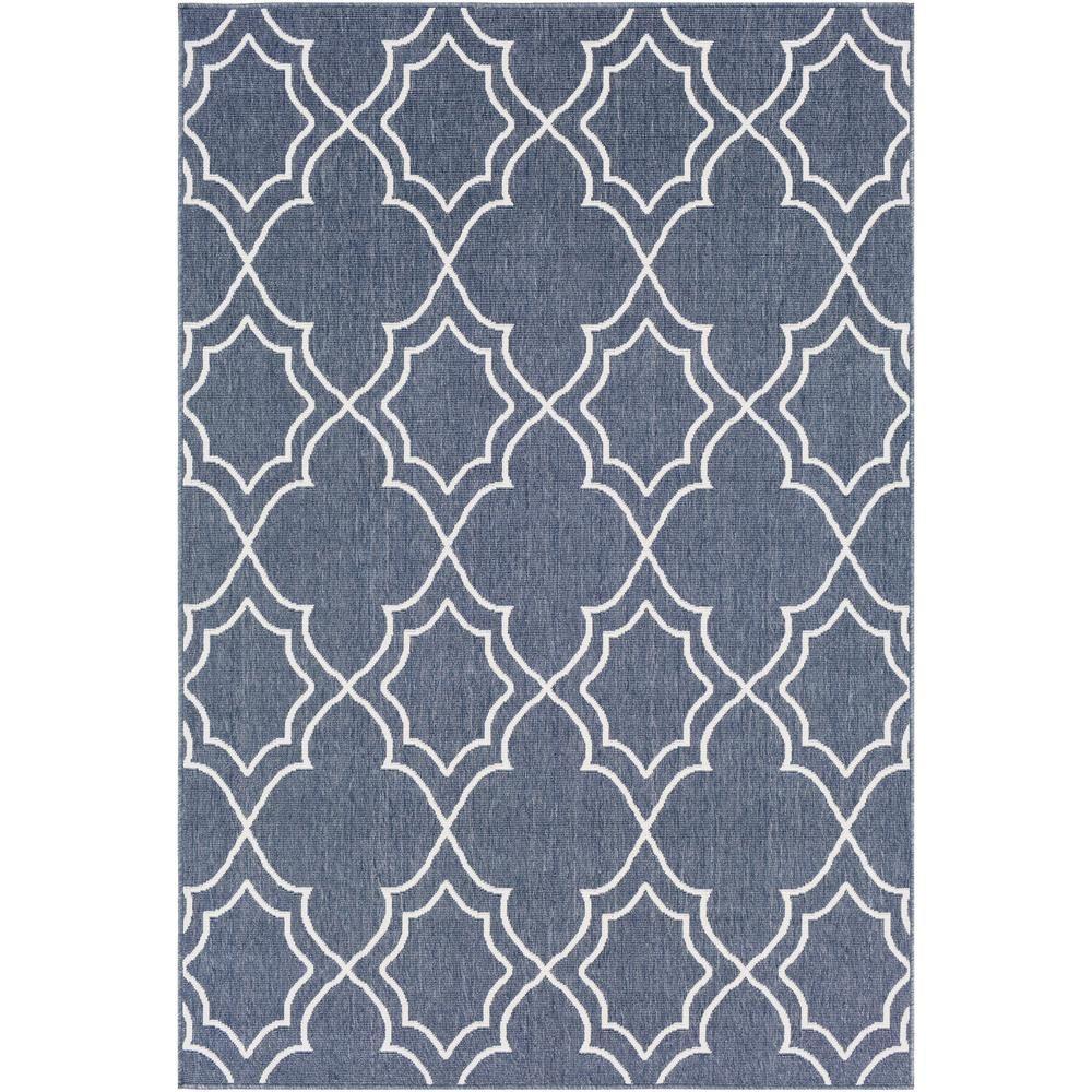 Artistic Weavers Felix Denim 7 Ft 6 In X 10 Ft 9 In Geometric