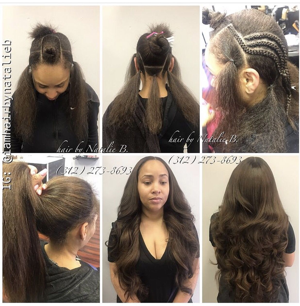 Have You Always Wanted A Sew In That Can Be Worn In A Natural