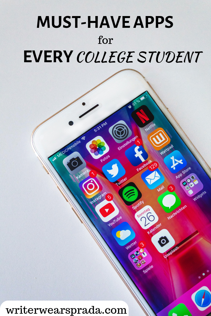 College students face a ridiculous amount of stress. These