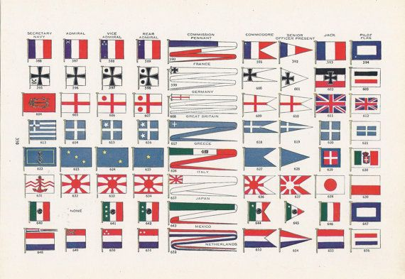 Naval flags of the world norway peru portugal by vintagebuttercup naval flags of the world norway peru portugal by vintagebuttercup publicscrutiny Images