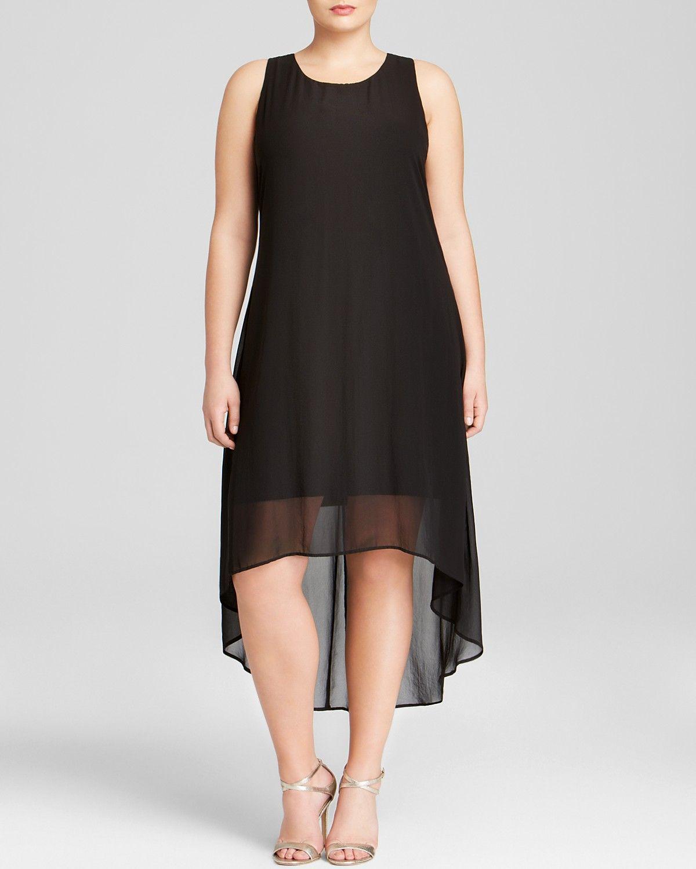 Karen Kane Plus High Low Sheer Overlay Dress Women Plus New Arrivals Bloomingdale S Sheer Overlay Dress Dresses Overlay Dress [ 1500 x 1200 Pixel ]