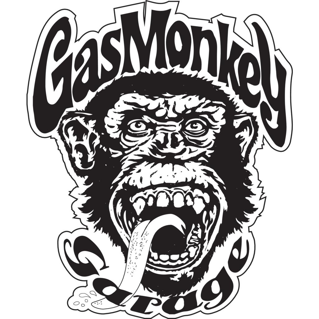 gasmonkey vector Buscar con Google Gas monkey, Desenho